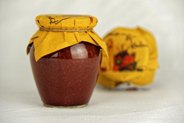 Confettura extra di fragole2