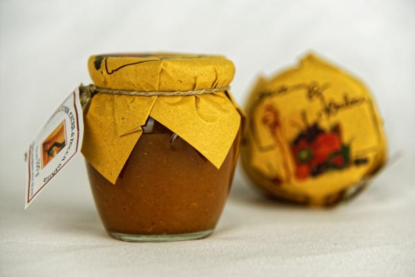 Confettura extra di zucca gialla2