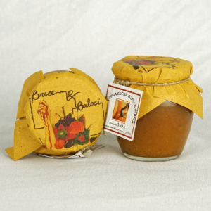 Confettura extra di zucca gialla