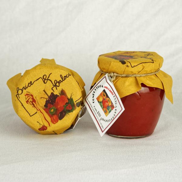 Confettura extra piccante di peperoni