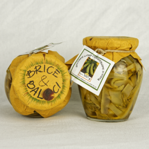 Zucchine in olio extravergine d'oliva